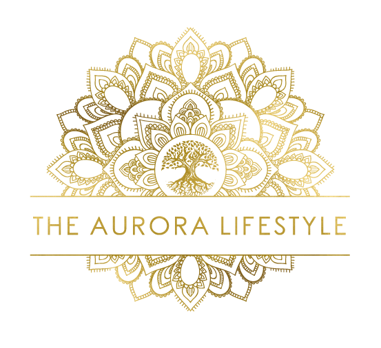 The Aurora Lifestyle Logo